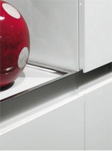 White Black Kitchens Design picture ideas from Salvarani