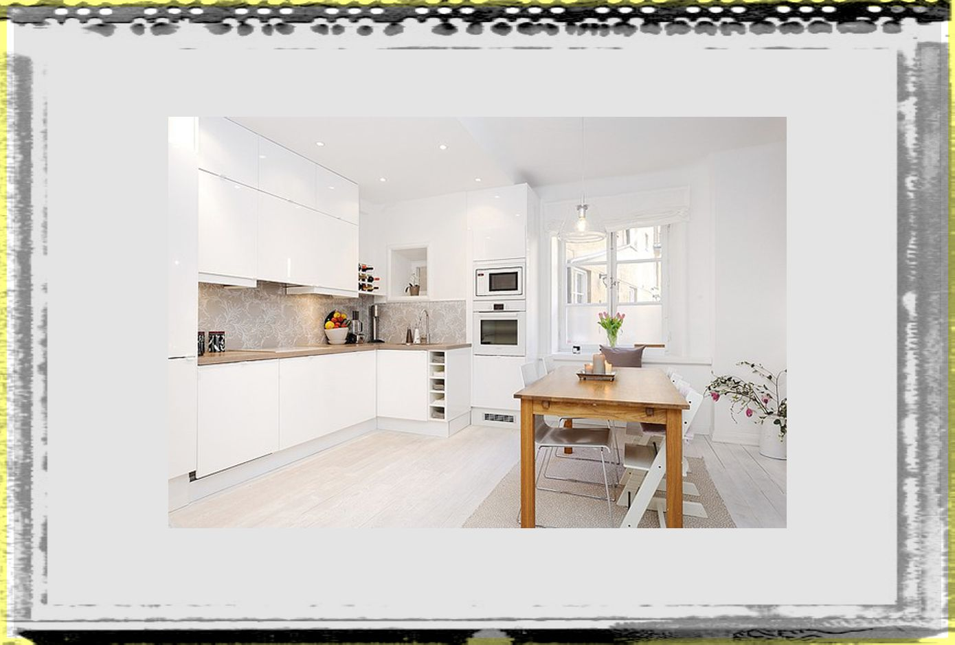 White Kitchen Ideas all white contemporary kitchens Kitchen Ideas White