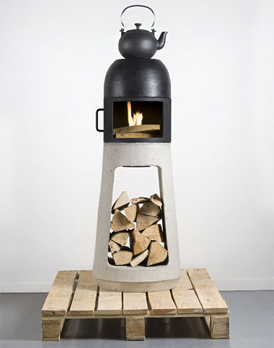 Wood Stove Classics cooktop can be stylish an elegant