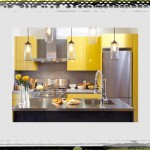Yellow Kitchen Cabinets Close kitchen ideas colors