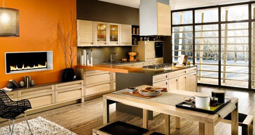amazing Kitchen designs Models from Mobalpa Color Variety