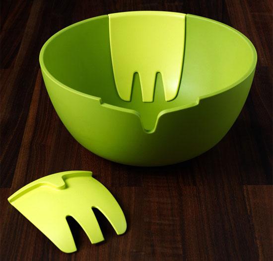 amazing ceramic salad bowls for completing modern kitchen design