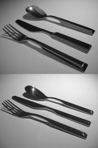 amazing stainless steel Flatty winner of Hary and Camila design award