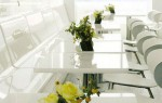 anti bacterial kitchen contains Silver nano-particles for white future kitchen