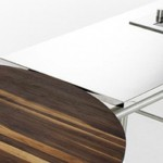 autonomous modular kitchen parts surrounded by rectangular worktop