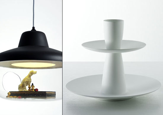 awesome Platevase combination between plate and vase for your kitchen