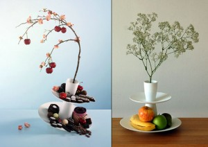 awesome Platevase combination betweens plate and vase for your kitchens