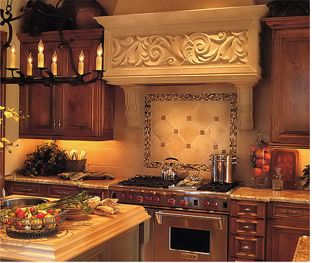 backsplash modern kitchen design
