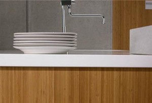 bamboo kitchen cabinetry doors functional concept for moderns kitchen