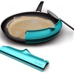 best frying pan with Pouring Made designs by William and Alex Thompson