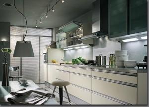 best modern kitchen lighting