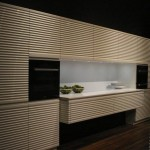 black and white kitchen interior looks living room arrangement