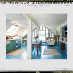 blue color modern kitchen design decorating ideas kitchen ideas colors