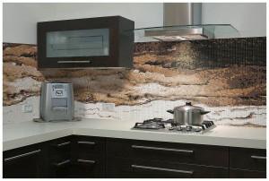 cheap modern kitchen backsplash Contemporary mosaic backsplash design brown modern Kitchen artaic modern kitchen backsplash
