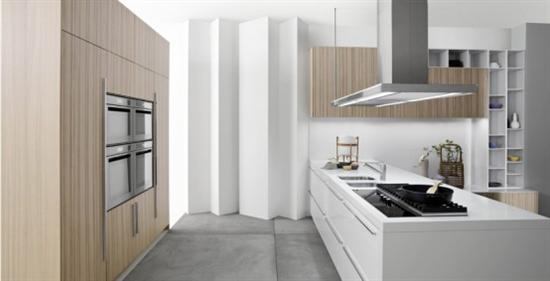code expressive colour and natural elegance kitchen by Snaidero