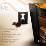 coffee addict alarm Wake up and smells the coffee by Elodie Delassus