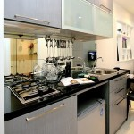 compact kitchen concept for small kitchen