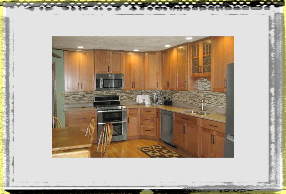 contemporary kitchen kitchen ideas oak
