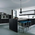 contemporary simple kitchen style