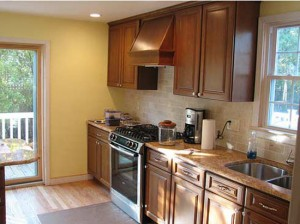 cost of kitchens remodeling by change cabinets color resurfacing and relaminat