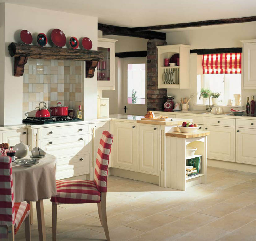how to create country kitchen design ideas  Kitchen Design Ideas at ...