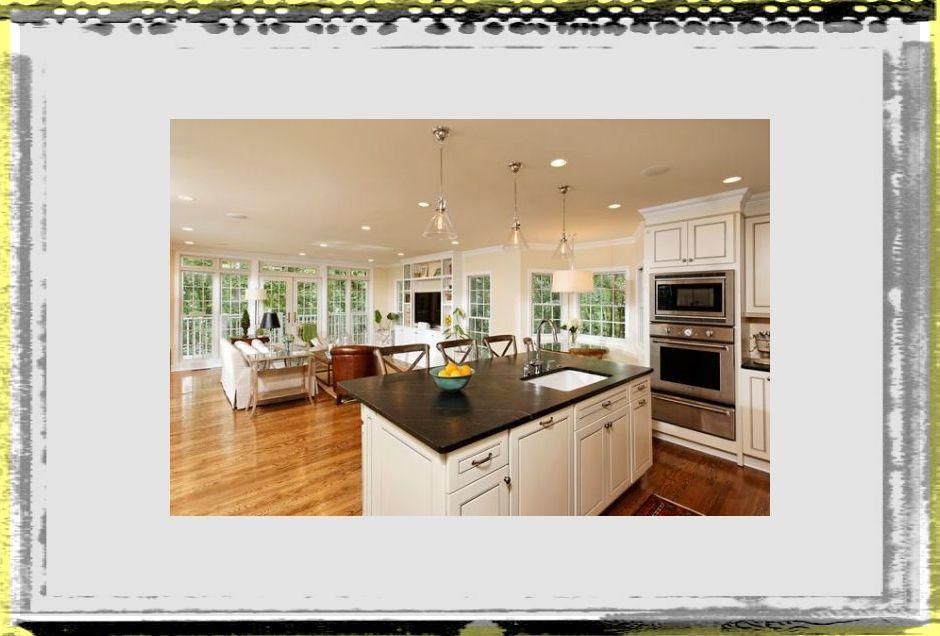 country open kitchen open kitchen design