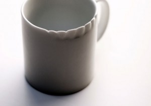 crazy cup design ideas Teeth for tea drinking fill it with something nastier