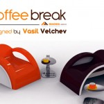 cute Teacup teaparty furniture for Tealover Designed by Vasiil Velchev