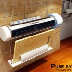 cutting board sanitizer uses UV system kill microbes by Chang Shin Gwak