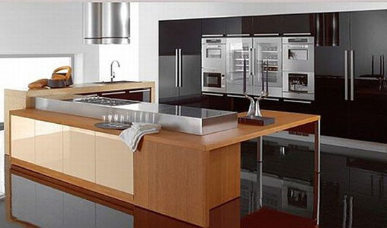 Ultra-Modern Kitchen