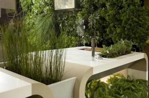 eco friendly kitchen island go green