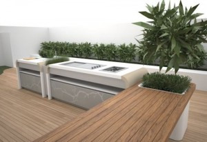 eco friendly modern kitchen island go green