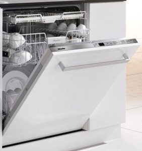 environmentally friendly washing machines Miele and Baumatic Ombra is saving energy