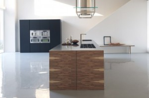exceptional kitchen furniture for large kitchens by Modulnova Italian company