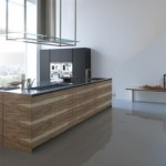 exceptional kitchens furniture for large kitchen by Modulnova Italian company