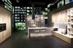 expressive colour and natural elegance kitchen CODE by Snaidero