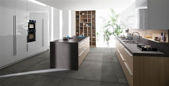 expressive colour natural elegance kitchen CODE by Snaidero