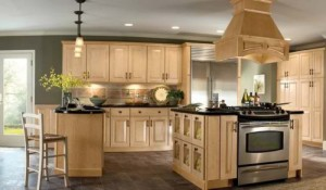 four types of kitchen lighting commonly used in the kitchen