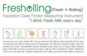 fresholling keep fresh the milk