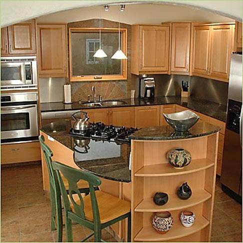 functional kitchen island