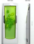 future green refrigerator keep food fresh with nanorobotic bio gel system