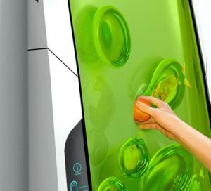 future green refrigerators keep foods fresh with nanorobotic bio gel system