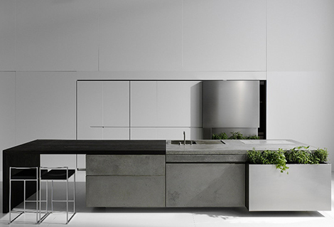 great choice modern kitchen of reasons such as its heat resistance and hygiene qualities