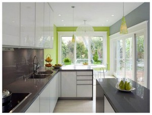 green and white kitchen designs attractive green kitchens photo with white cabinets with black appliances and kitchen breakfast bar also l shaped kitchen design white kitchen designs