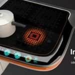 hi tech tool in the kitchens with touch screen pad by Rolando Hernandez Garcilazo