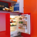 hidden kitchens designs concept of cooking place to save space