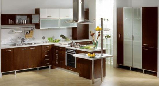 high glossy or wooden kitchen Sigma Deltas and Libra From Gorenje