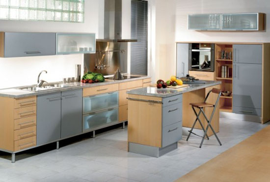 high glossy or wooden kitchen Sigmas Delta and Libra From Gorenje