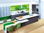 high glossy or wooden kitchens Sigma Delta and Libras From Gorenje