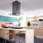 high quality contemporary kitchens design with sleek look and fresh air atmosphere